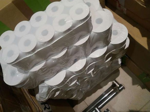 Rolos papel térmico e normal para impressoras POS e TPA