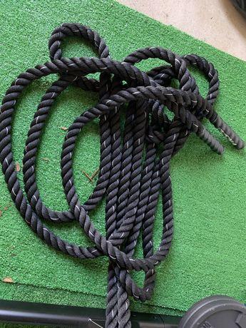 Corda fitness crossfit