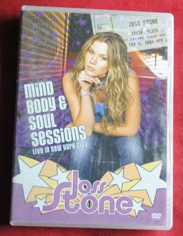Joss Stone*Mind Body&Soul Sessions*Live In New York City/DVD