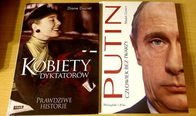 Książki nowe: Putin, Kobiety dyktatorów i inne