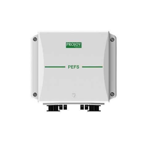 BEZPIECZNIK przeciwpożarowy PROJOY MC4 PEFS-EL40-4
