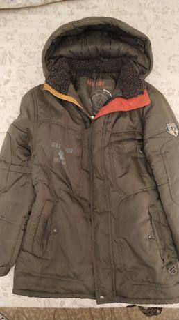 демесезонная куртка на рост 158