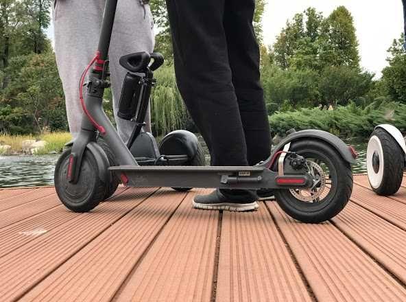 Электросамокат SmartWay E-Scooter 8.5дюймов