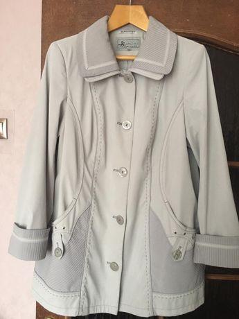 Женская ветровка кожаная куртка листай