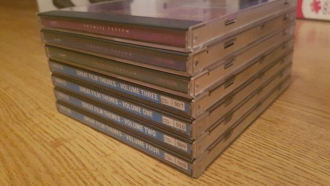 Muzyka filmowa płyty CD