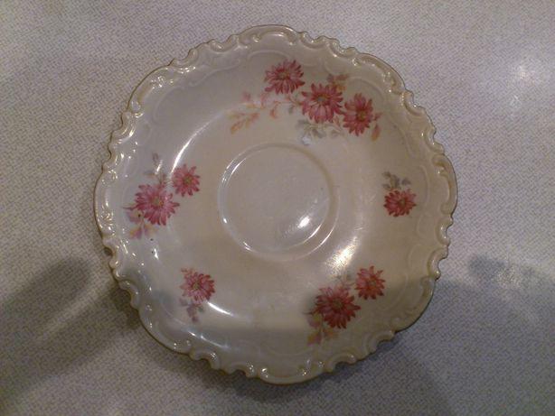 тарелка старинный фарфор Доставка бесплатно