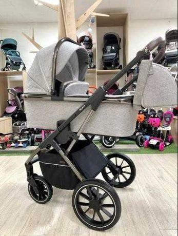 Детская универсальная коляска Carrello Aurora 3в1 каррелло аврора
