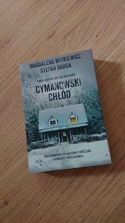 Książka Cymanowski Chłód nowa