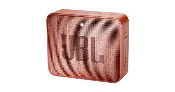 Coluna JBL GO 2 Salmão Nova