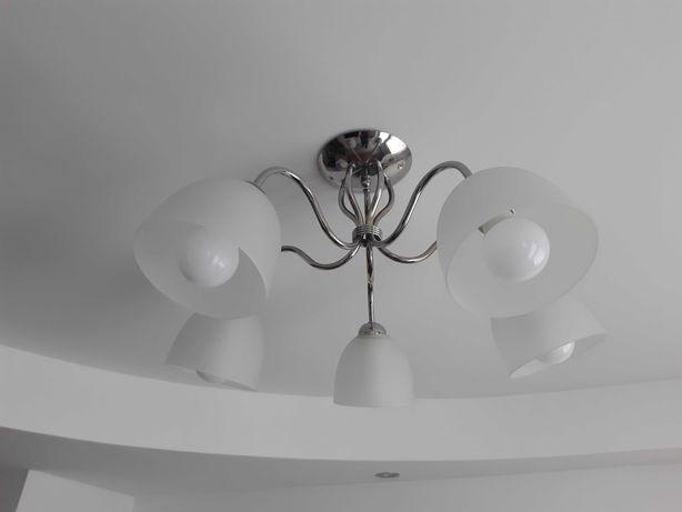 lampa żyrandol wisząca sufitowa