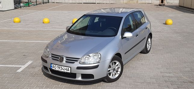 VW Golf 5! Ідеальний стан! 1,4mpi