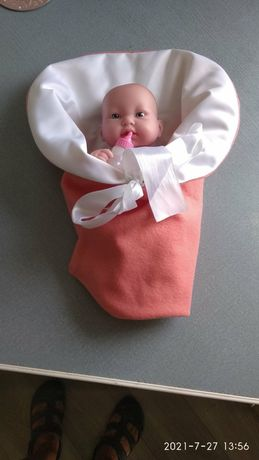 Кукла, анатомический пупс от berenuger