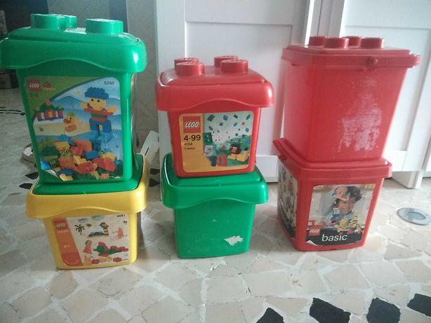 LEGO caixas para arrumação