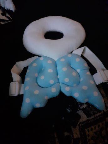 Proteção queda bébé