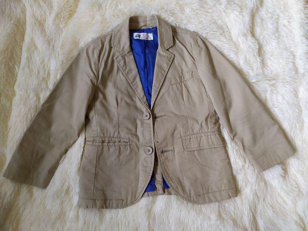 Продам піджак h&m на хлопчика розмір 3-4 роки