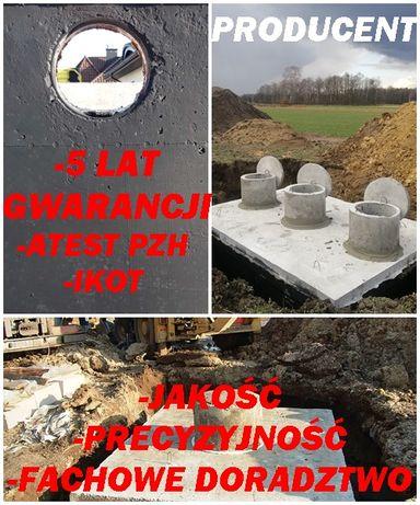 Szambo Szczelne 6m3 Zbiornik na deszczówkę 6kubików Ełk Olecko Prostki