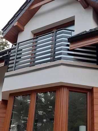 Usługi ślusarsko-spawalnicze Bramy balustrady, barierki, naprawa,meble
