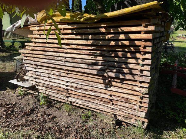 Deski Olszyna drzewo 2,5 kubika