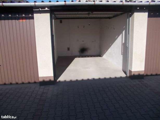 Garaż - Wynajem - Faktura VAT - Kurdwanów