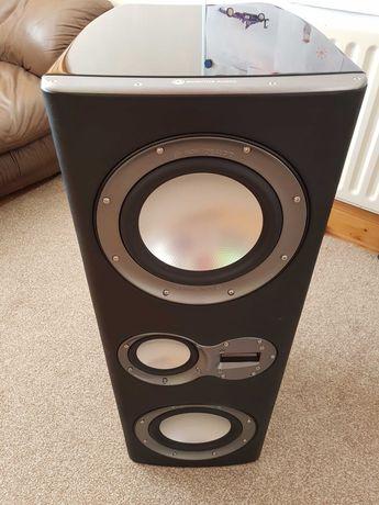 Monitor audio PLC 350, głośnik centralny, stan idealny jak nowy