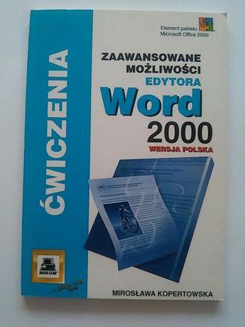 Zaawansowane możliwości edytora Word 2000