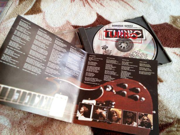 Cd Turbo dorosłe dzieci Polton 1992