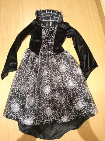 Vestido bruxa H&M 8-10 anos