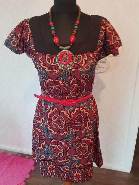 Sukienka Mango rozm.s/36 jak nowa oryginalna wysyłka gratis