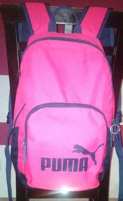 Sprzedam plecaki nike i puma + plecak z  nike i torba gratis Przasnysz - image 1