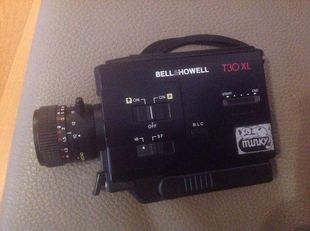 Câmara de Filmar Bell & Howell T30XL