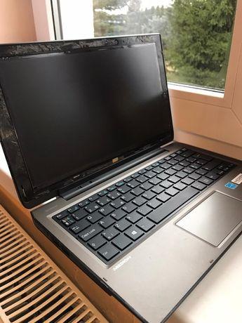 Laptop tablet 2 w 1 Akoya P22127 - na części