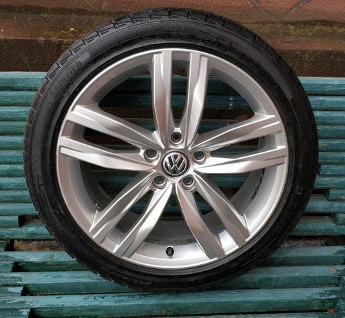 Продам ориг. диски Volkswagen (Фольксваген) r18, зимние шины