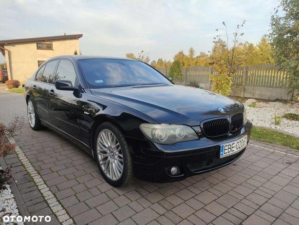 BMW Seria 7 sprzedam BMW E65 3.0D