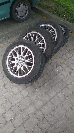 Felgi z oponami letnimi BMW 5x120 Styling 42