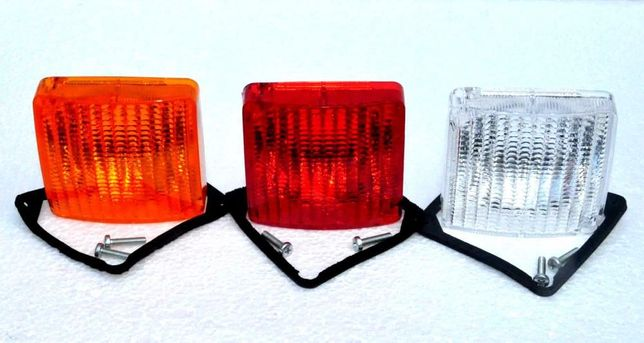 Acessórios iluminação traseira UMM Alter Cournil