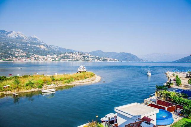 Апарт-отель на 1-й линии моря в Черногории(готовый бизнес)