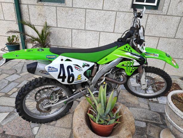 Kawasaki kx450f 2007 (documentada)