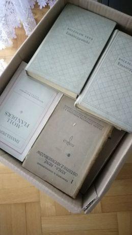 Zamienię duży karton książek historycznych na inne książki