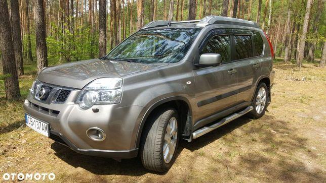 Nissan X-Trail Sprzedam NISSAN X Trail rok 2012 full opcja