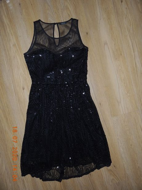 Нарядное платье orsay нарядне плаття пайетки паєтки паетки