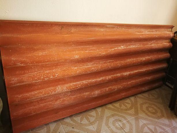 Chapa Fibrocimento 110 X 250 cm