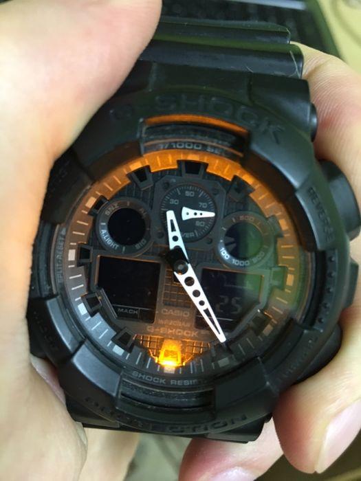 Casio G-Shock GA-100-1A1 ER Кропивницкий - изображение 1