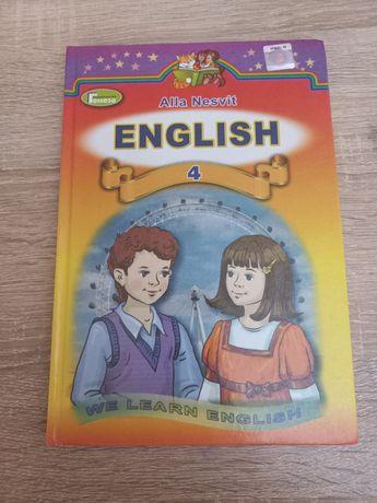 Учебник английского языка 4класс