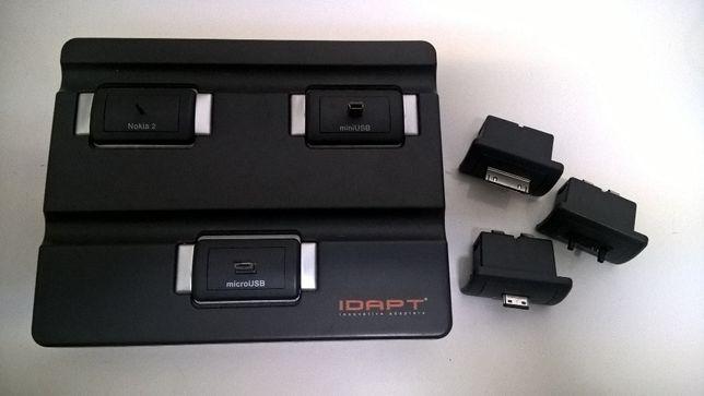 Carregador de base para várias entradas (Iphone, Samsung, Nokia...