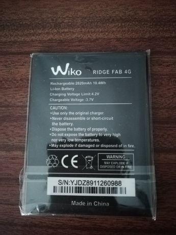 Bateria (nova) Wiko Ridge Fab 4g