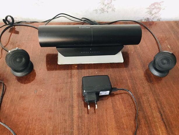 Акустическая система 2.1 Edifier MP300 Plus Black