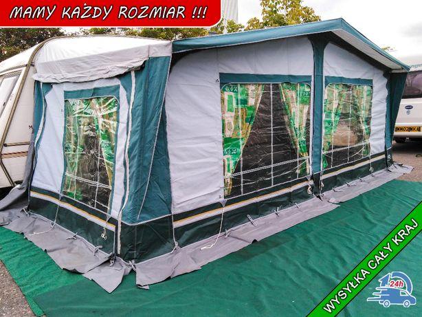 Przedsionek do przyczepy campingowej 925-950 rozmiar 12