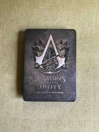 Assassins Creed Unity | Bastille Edition | PS4 / Kolekcjonerska