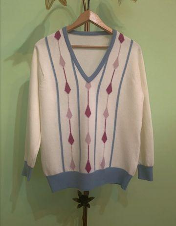 Sweterek vintage