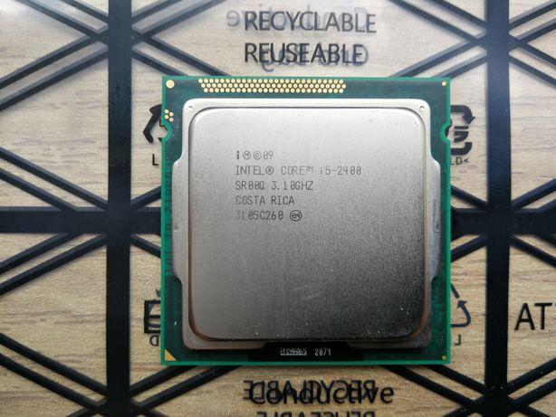 Procesor i5 2400  3,1 Ghz  socket 1155 z chłodzeniem